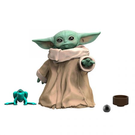 The Mandalorian Figura The Child Baby Yoda | Double Project