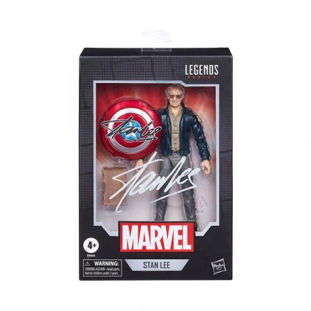 Marvel Figura articulada Stan lee | Double Project