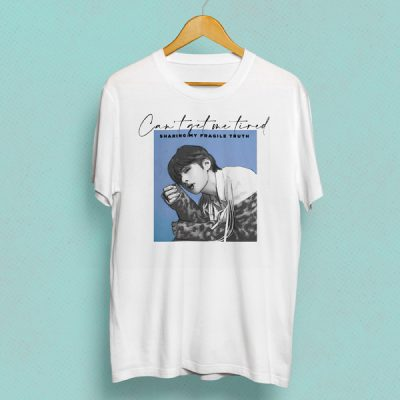 Camiseta Can't get me tired | Double Project
