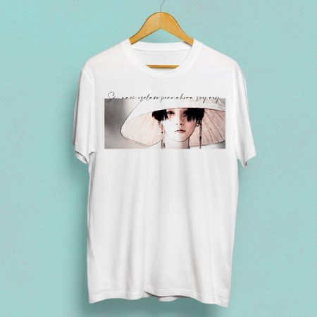 Camiseta naci siendo esclavo | Double Project