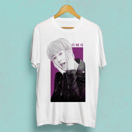 Camiseta OMG | Double Project