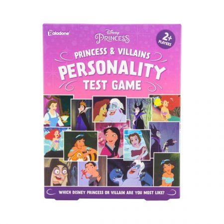 Disney Juego de Adivinanzas Princesas y villanas | Double Project