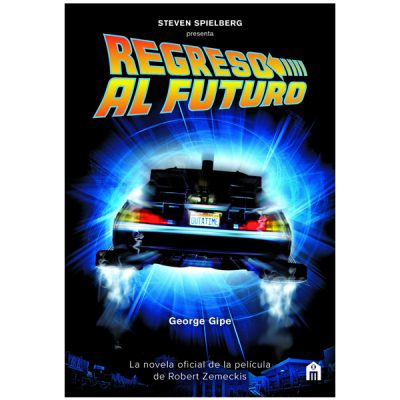 Libro REGRESO AL FUTURO | Double Project
