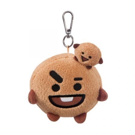 BT21 llavero clip peluche Shooky | Double Project