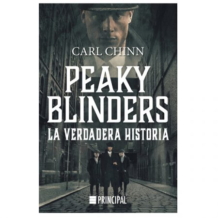 Libro Peaky Blinders La verdadera Historia | Double Project