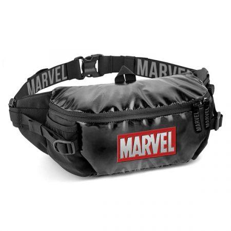 Marvel Riñonera logo Marvel | Double Project