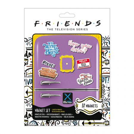 Friends Set Imanes Varios | Double Project