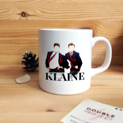 Taza Klaine | Double Project