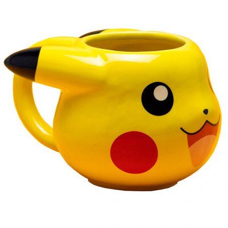 Pokemon Taza 3D Pikachu | Double Project