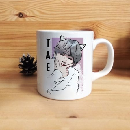 Taza Tae Cat | Double Project