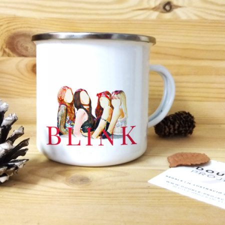 Taza vintage Blink | Double Project