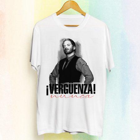 Camiseta ¡Vergüenza! NUNCA | Double Project