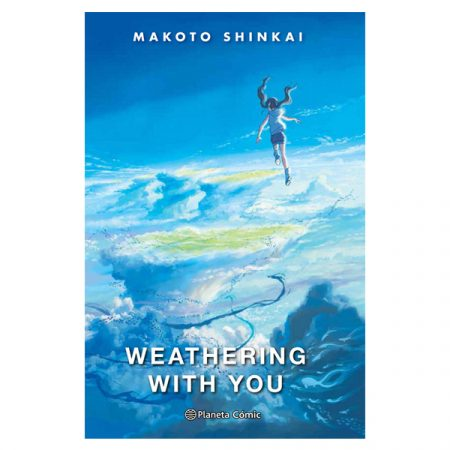 Libro Weathering with You | Double Project