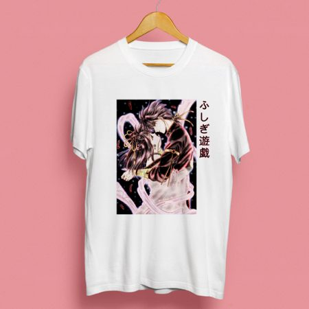 Camiseta Fushigi Yugi | Double Project