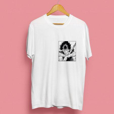 Camiseta Hiei | Double Project