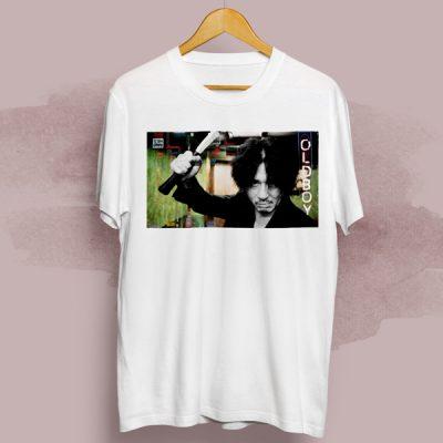 Camiseta Oldboy | Double Project
