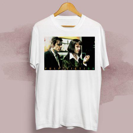 Camiseta Pulp Fiction | Double Project