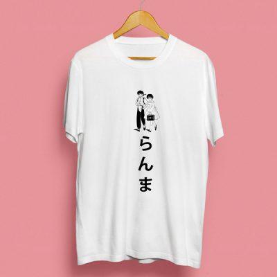 Camiseta Ranma | Double Project