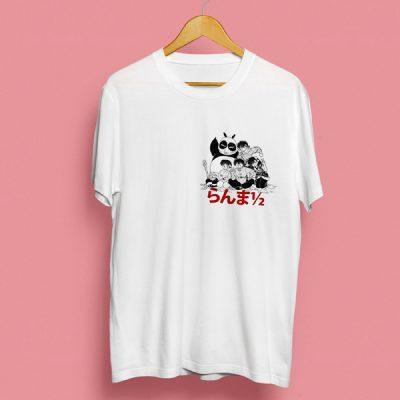 Camiseta Ranma 1/2 | Double Project