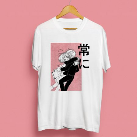 Camiseta Sakura   Double Project