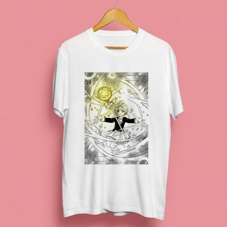 Camiseta Cardcaptor Sakura | Double Project