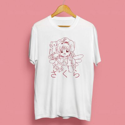 Camiseta Sakura | Double Project