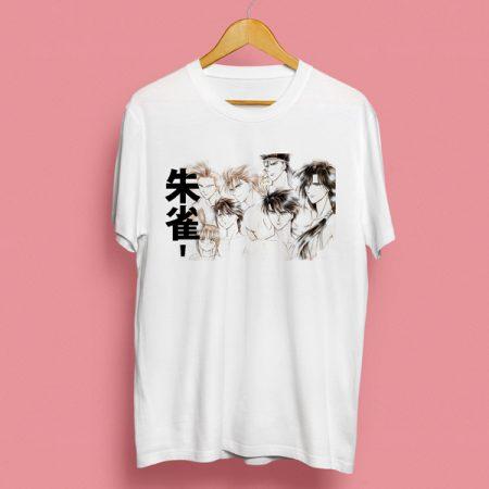 Camiseta Suzaku | Double Project