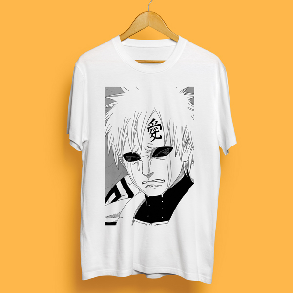 Camiseta Gaara | Double Project