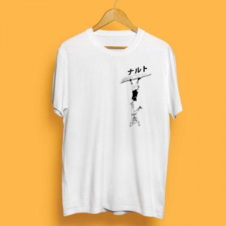 Camiseta Naruto | Double Project