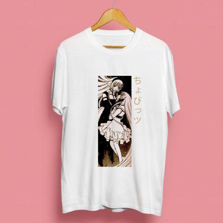 Camiseta Chii & Freya | Double Project