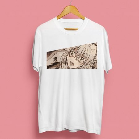 Camiseta Shinji!? | Double Project