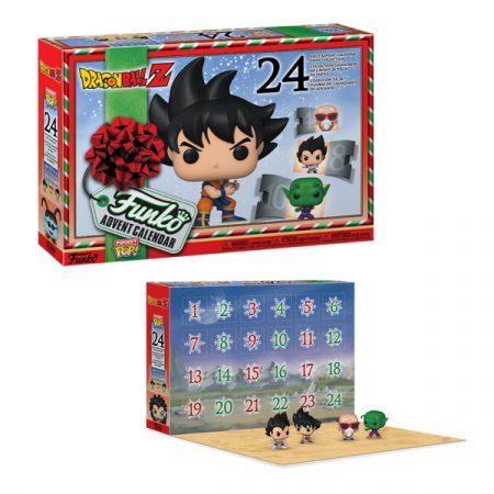 Dragon Ball Z Calendario Adviento Funko 2020   Double Project