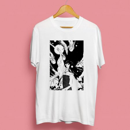 Camiseta Kikyo | Double Project