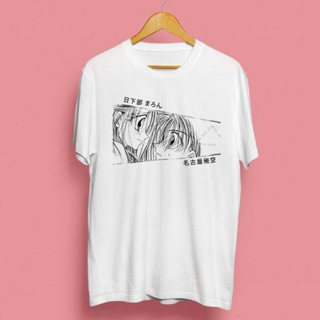 Camiseta Maron & Chiaki | Double Project