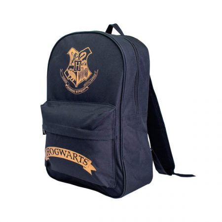 Harry Potter Mochila Hogwarts black 40cm | Double Project