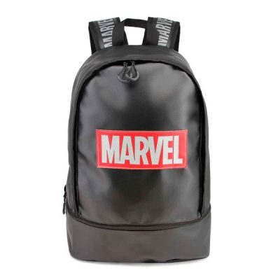 Marvel Mochila logo marvel | Double Project