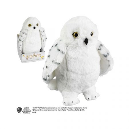 Harry Potter Peluche Hedwig | Double Project