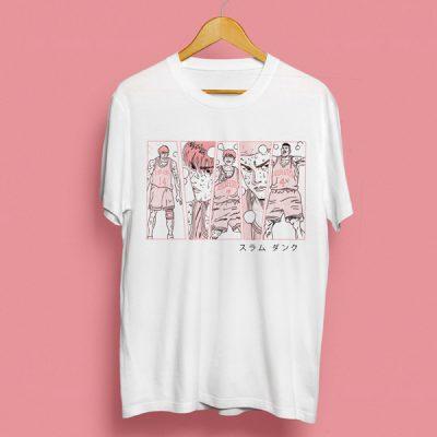 Camiseta Slam Dunk | Double Project