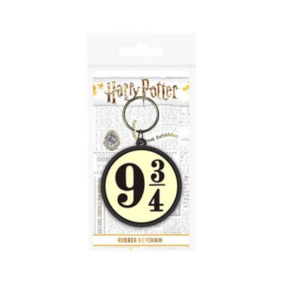 Harry Potter Llavero escudo Anden 9 3/4 | Double Project