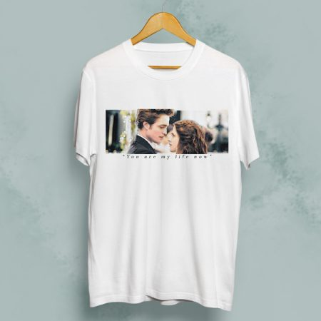 Camiseta You are my life now | Double Project
