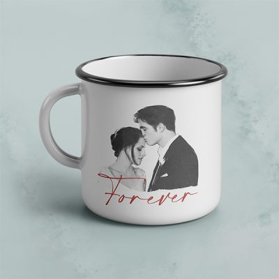 Taza vintage cerámica forever | Double Project