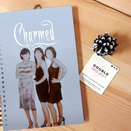 Libreta Charmed