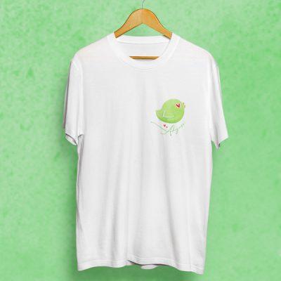Camiseta Ahgase