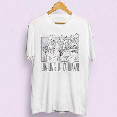 Camiseta Guardians of kandrakar