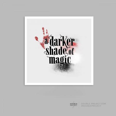 Lámina a darker shade of magic