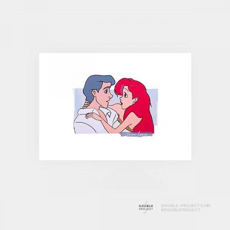 Lámina Eric & Ariel