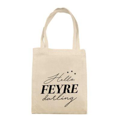 Bolsa Hello Feyre Darling