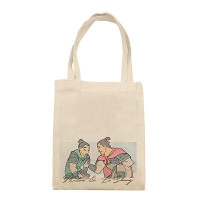 Bolsa Mulan & Li Shang