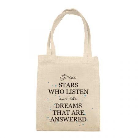 Bolsa To the Stars who listen