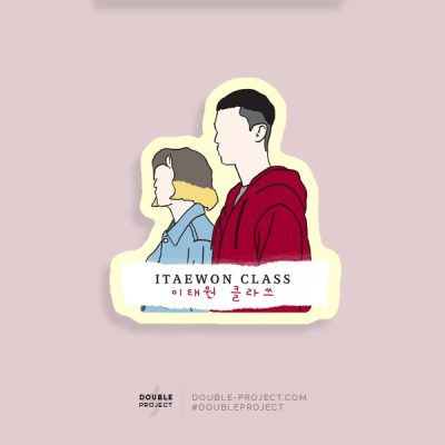 Pegatina Itaewon class